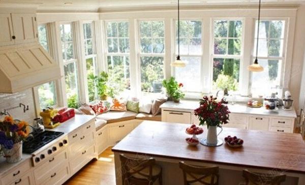 30款小资最爱飘窗设计 轻松打造幸福感爆表住宅