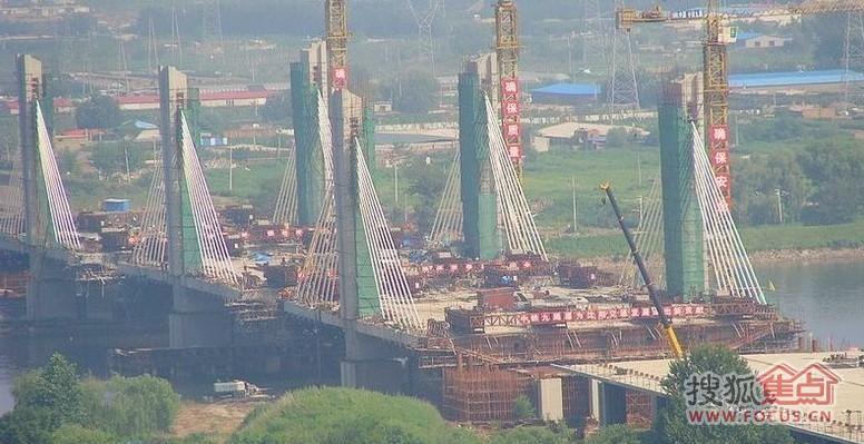 沈阳业主论坛 碧桂园银河城业主论坛 > 一直关注的南阳湖大桥 有望10.