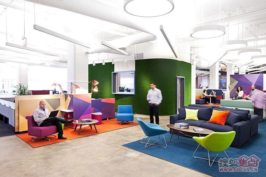 全球最舒适温馨的创意办公室