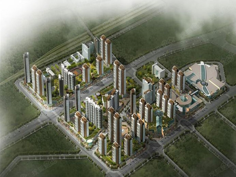 平湖佳兆业广场