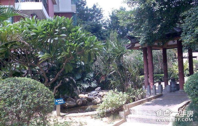 聚福花园商铺