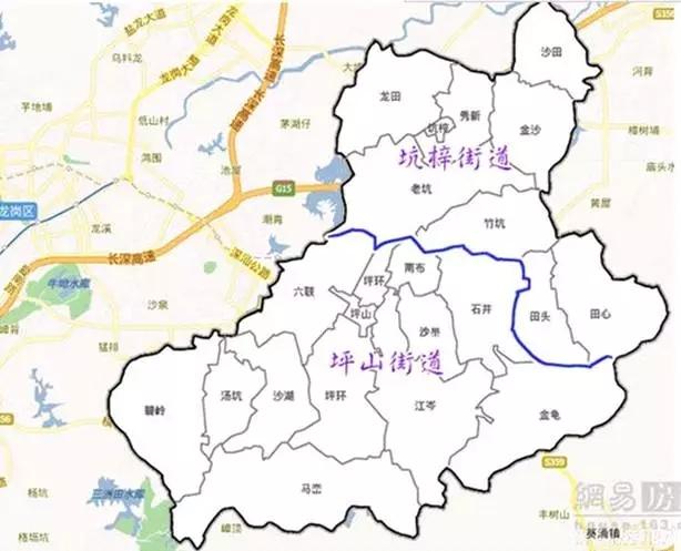 两区挂牌成立后,深圳行政区由目前的6个(福田区,罗湖区,南山区,盐田区图片