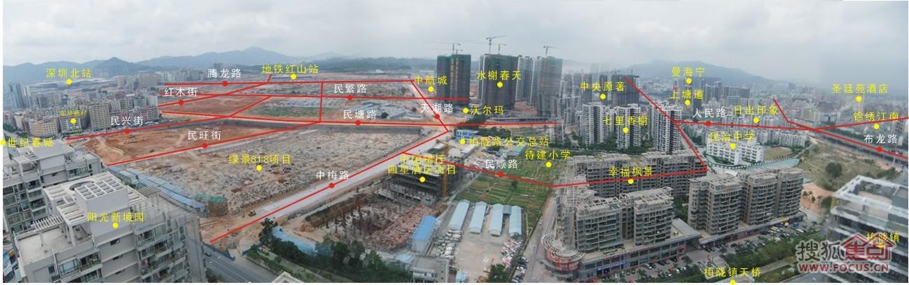 深圳市龙华有什么好玩的地方