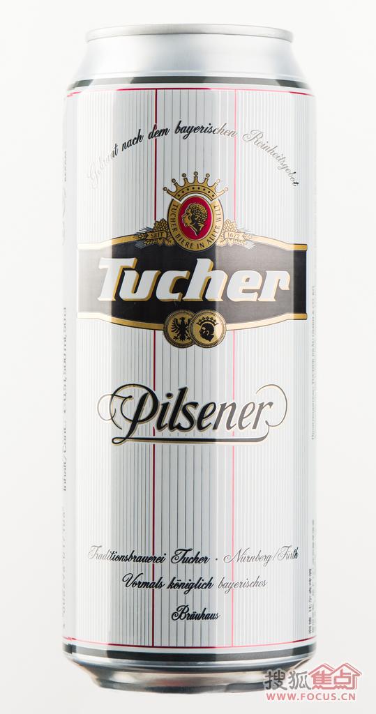 比尔森啤酒500