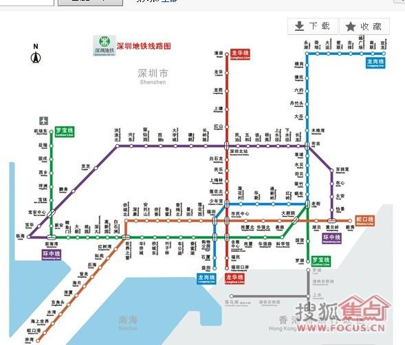 16号线地铁线路图图片
