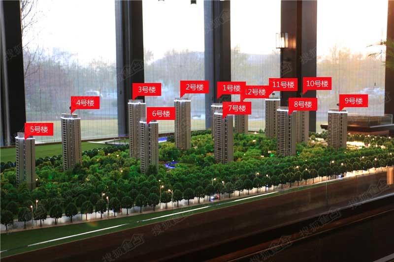 融科贻锦�9�-�g��f_楼盘评测:建在公园里的房子——融科瀚棠(河东)