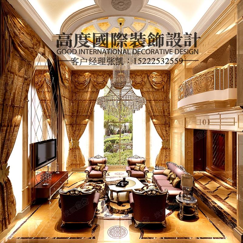 别墅装修设计案例-企鹅先生的别墅-天津搜狐焦点业主