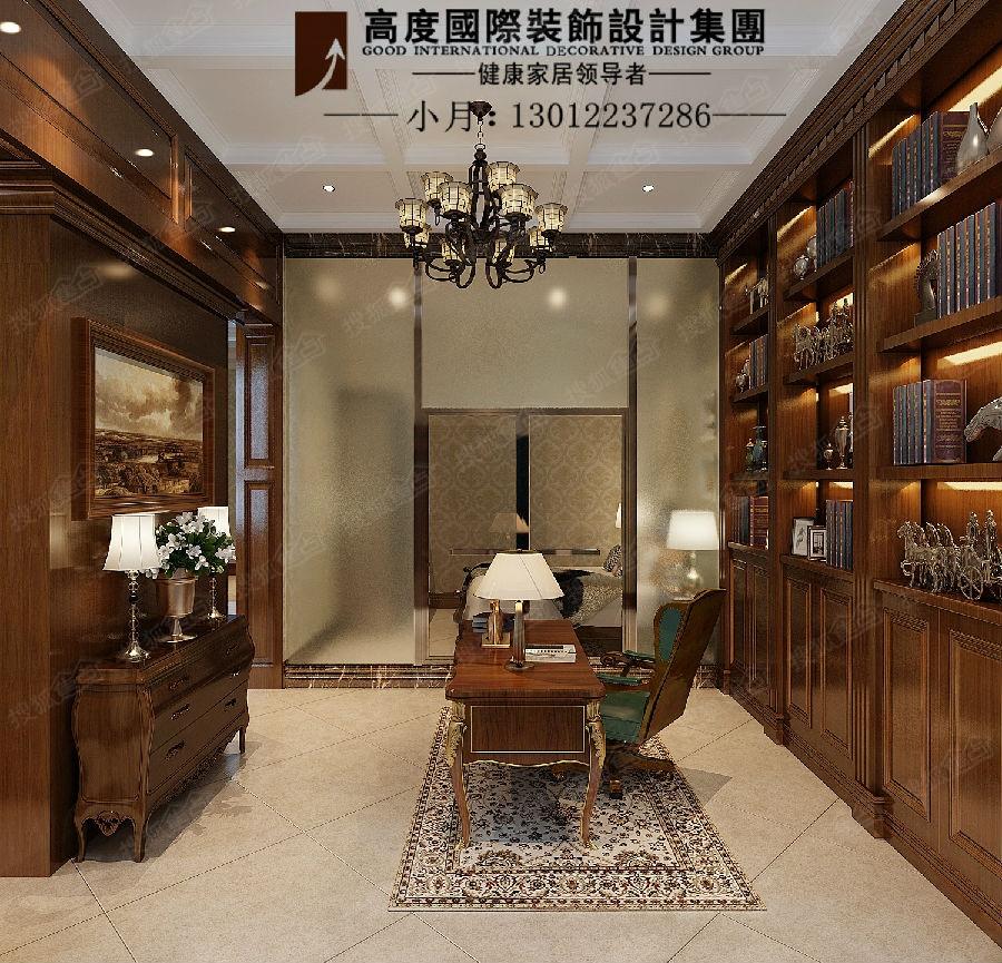 别墅地下室装修设计-京基岭墅-天津搜狐焦点业主论坛