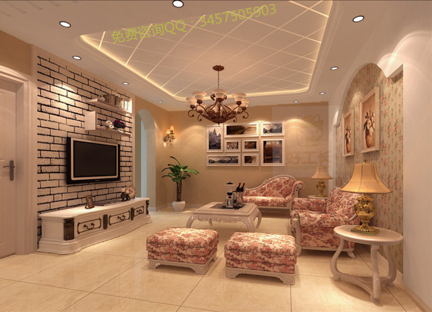 室内装修注意事项 室内装修效果图设计图大全高清图片