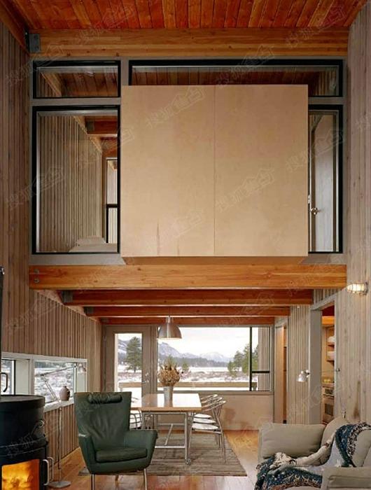 加拿大除了高层建筑是钢筋水泥,大多数四层楼以下小型建筑都是木结构.