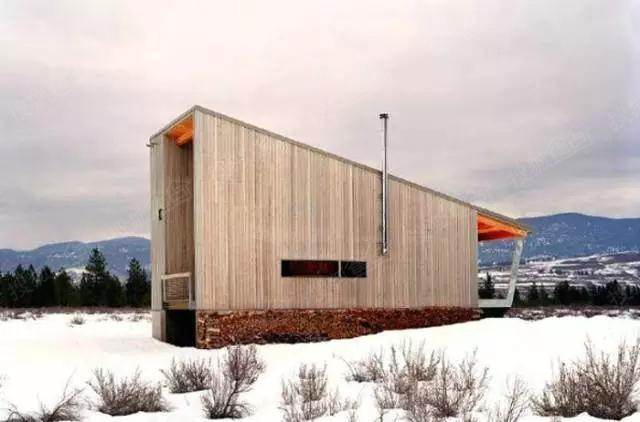 温哥华地标性禅意建筑,演绎木结构房屋传奇!
