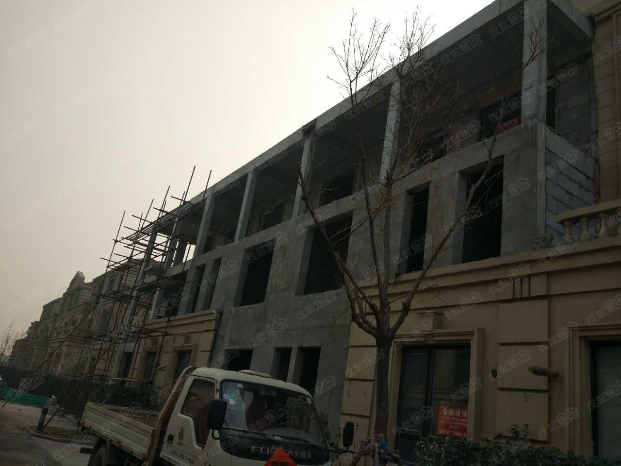 专业别墅改造 土建钢结构 混凝土现浇 钢混结合工程