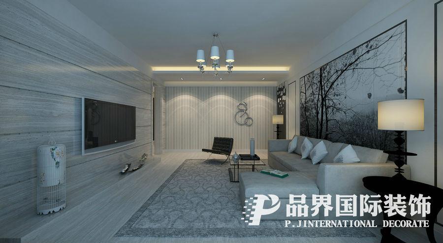 万科紫台家装案例 设计师 孙立鑫高清图片