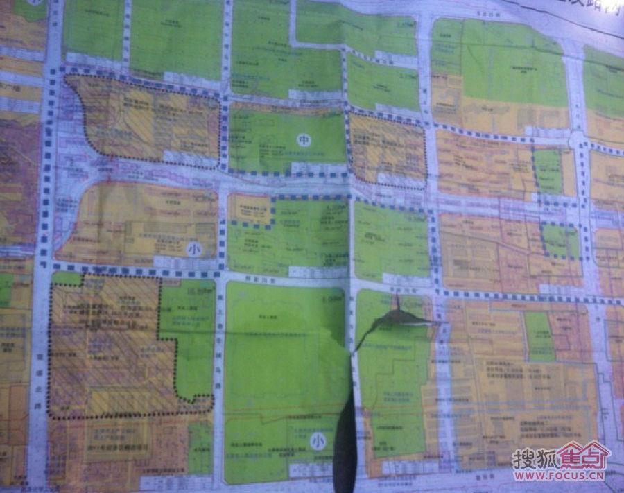 迎泽大街东延线路已基本确定
