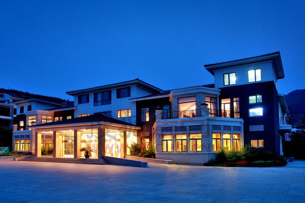 空间有山海质别墅别墅山海威海的后花园家居窍门小华府图片