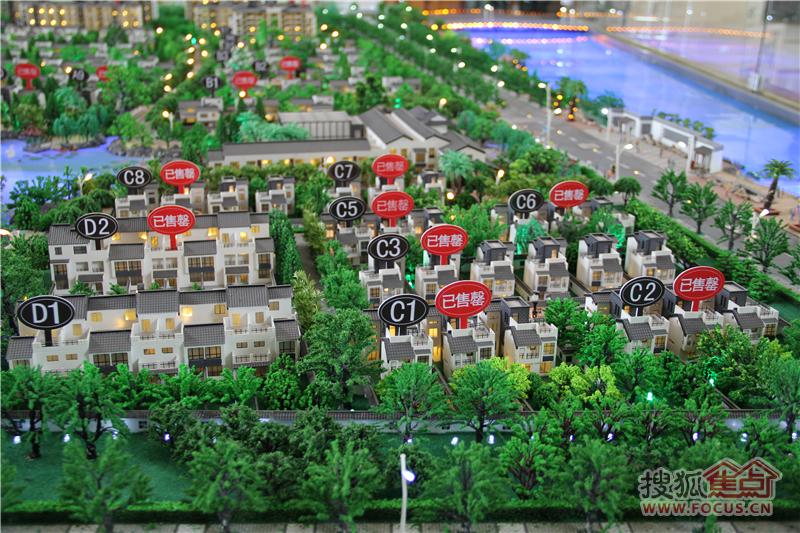 宝安江南城户型设计为满足各类客户的不同需求