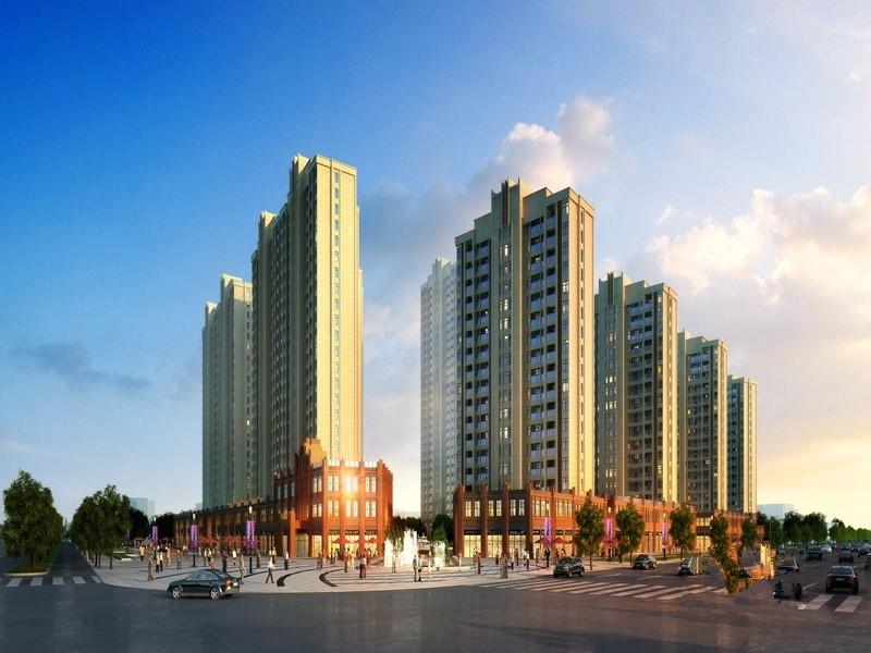 汉北大全景预计7月开盘