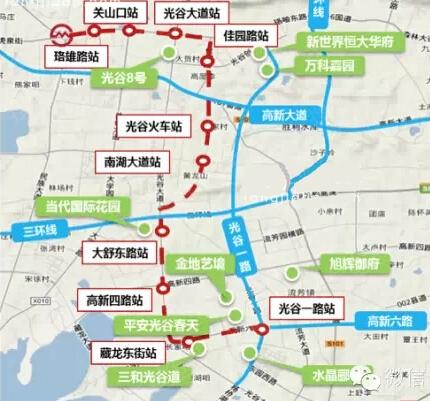 武汉地铁2号线南延线高清 郑州地铁2号线南延 杭州地铁2号线线路图 -图片