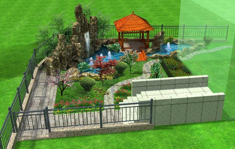萨夫耶别墅屋顶花园