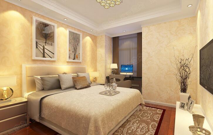 背景墙 房间 家居 起居室 设计 卧室 卧室装修 现代 装修 726_461