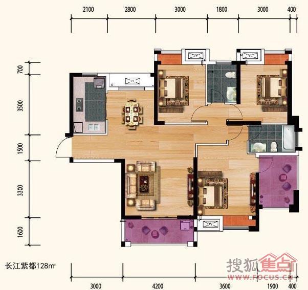 幼儿园结构房子步骤图