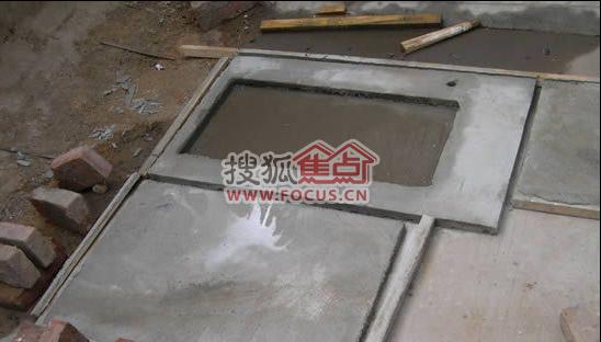 水泥砖砌橱柜的制作过程,效果完胜成品橱柜