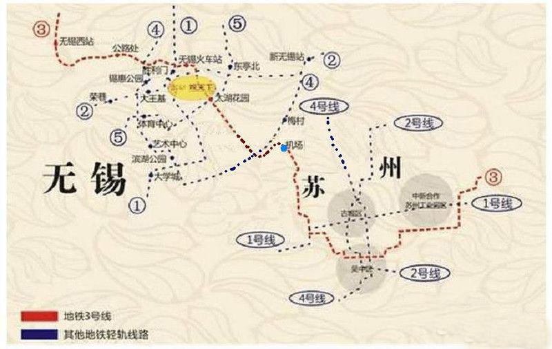 无锡3号线什么时候开工 重庆轻轨3号线 深圳地铁3号线图片 169277 图片