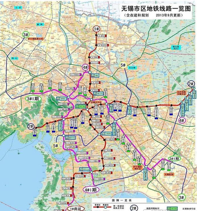 太原地铁3号线线路图-无锡地铁3号线线路图 无锡地铁1号线线路图 无图片