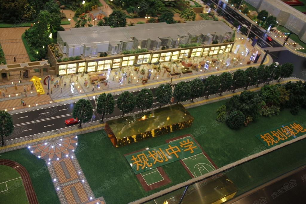 金科天籁城市政规划中学