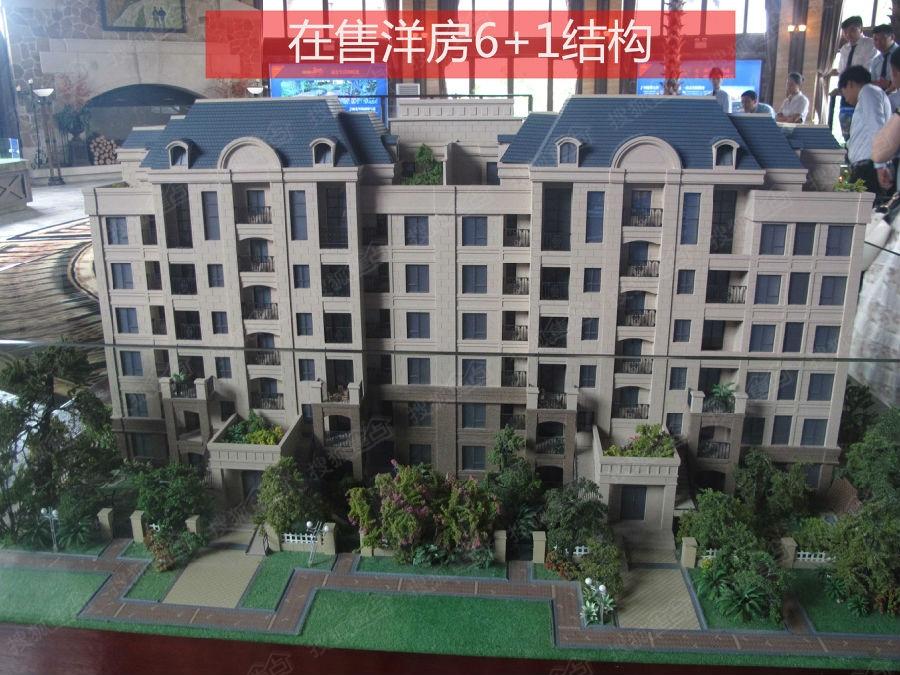 沣东新城阳光城西西安,洋房,别墅,带您走进品质生 高清图片