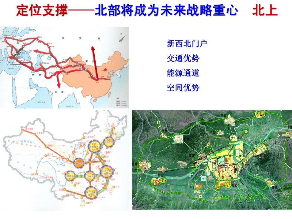 的西咸新区泾河新城规划资料,直接上图