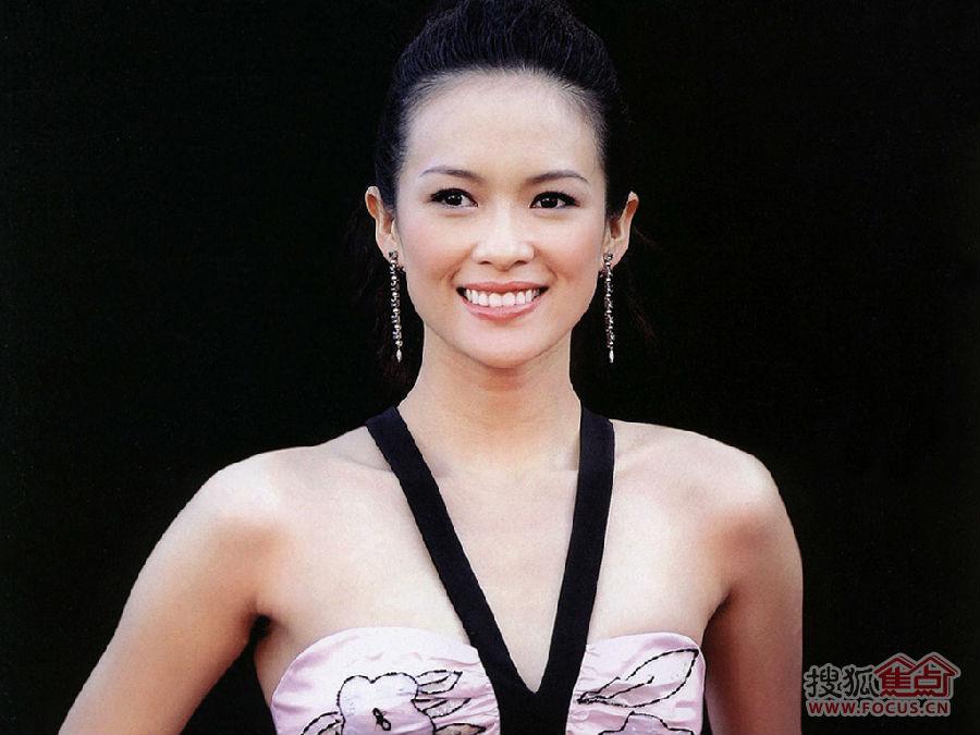 > 章子怡被评为全球最火辣性感的女星,高清组图章子怡性感照