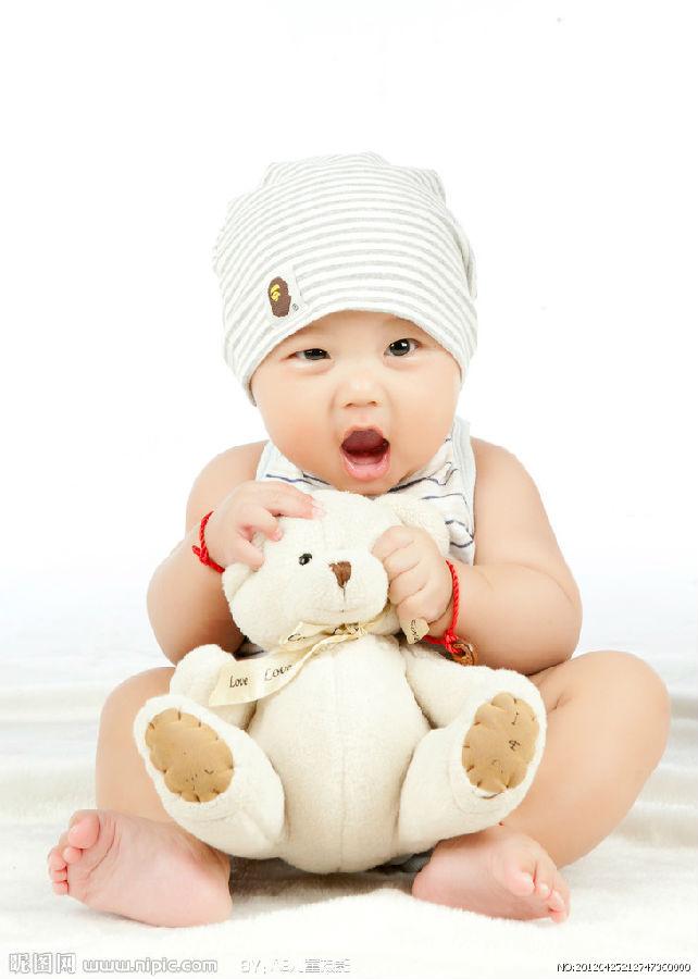 发组可爱宝宝的图片