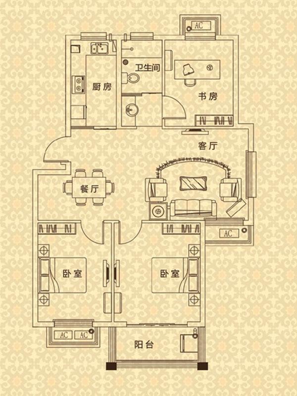 电路 电路图 电子 户型 户型图 平面图 原理图 600_800 竖版 竖屏