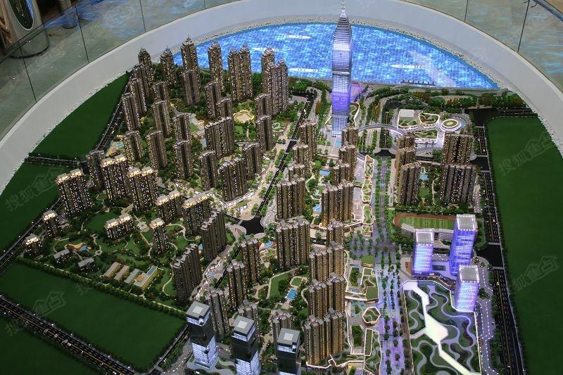 焦点初冬看房团----中建宜昌之星站图片