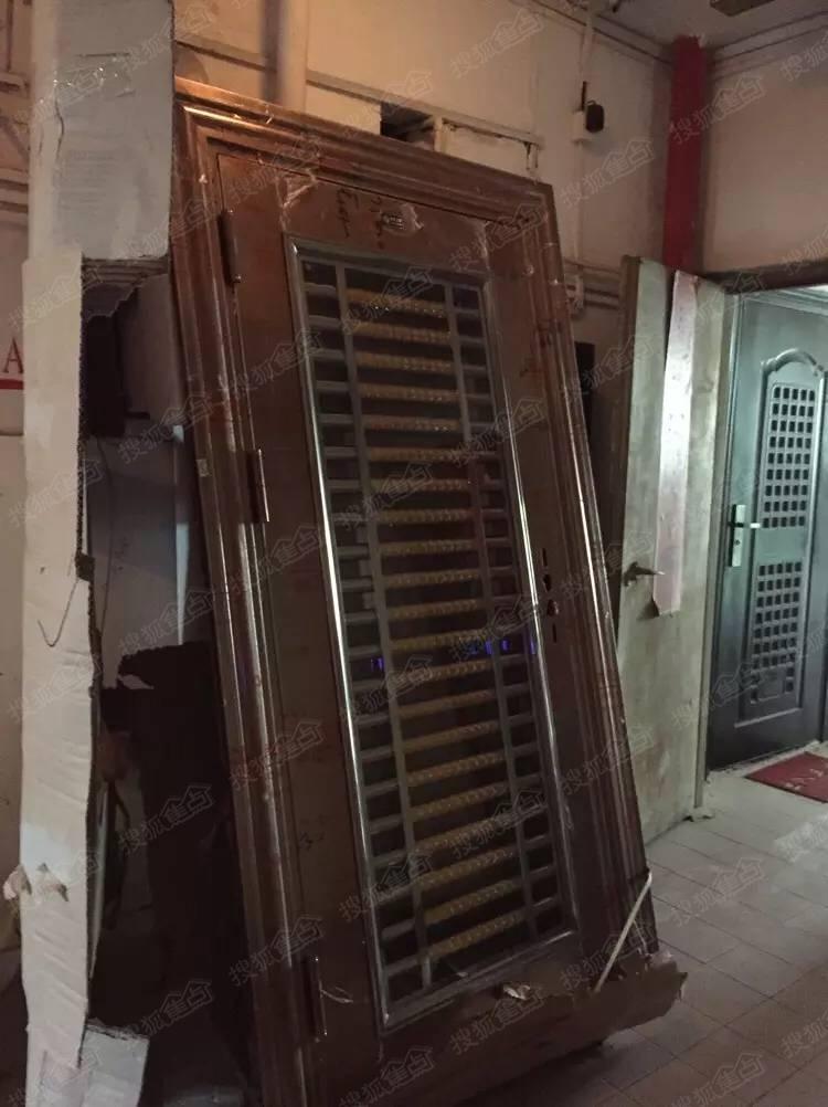 老式防盗门讲话机接线图