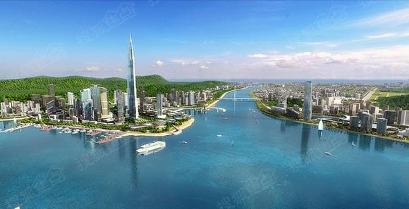 珠港澳大桥主体贯通 珠海地价望重估