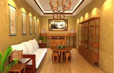 家庭茶室设计图片欣赏
