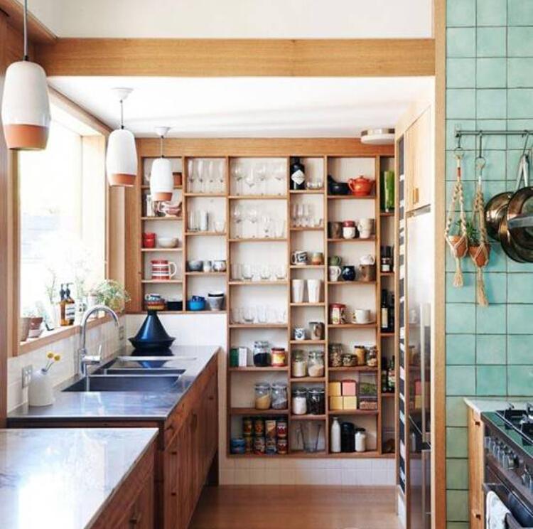 厨房收纳装修设计图