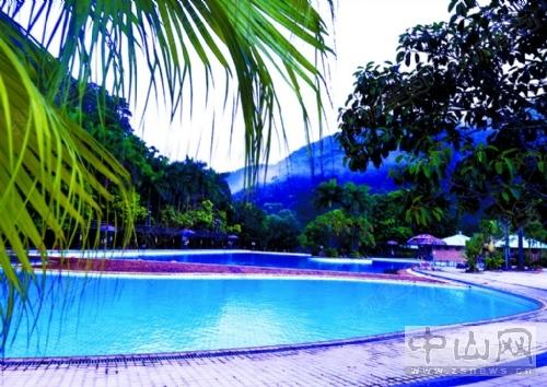 正式谷5000平方米山泉水池逍遥设计开放100别墅设计图片平米图片