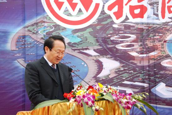 招商局漳州开发区党委书记吴斌