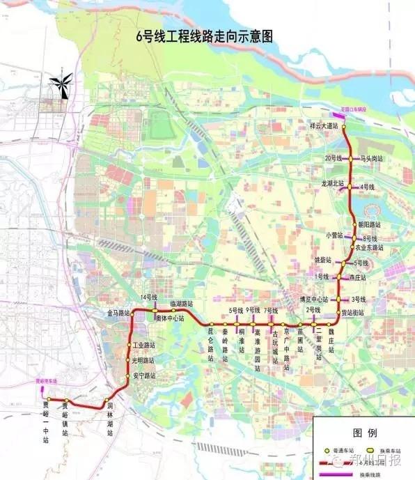 全 最新 郑州未来几年的地铁规划路线图来了