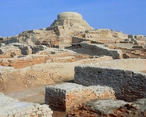 失落的文明 在时间的长河中10座被遗忘的城市